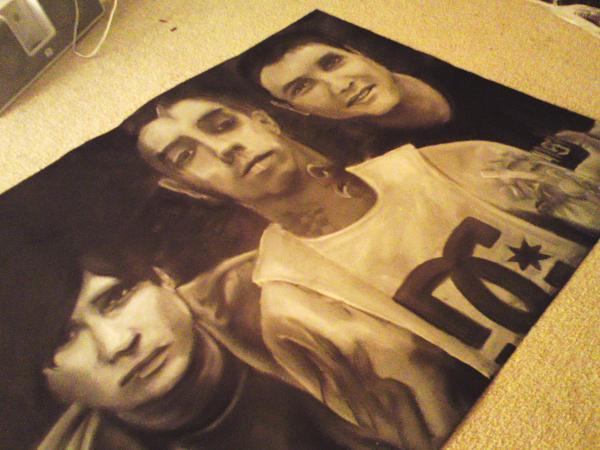 Blink-182 por katystewart